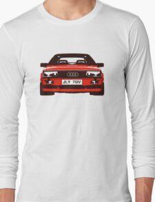 Fire Up the Quattro! Long Sleeve T-Shirt