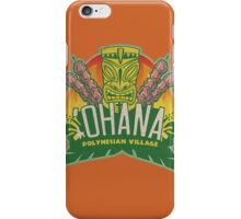 'Ohana means family ... iPhone Case/Skin