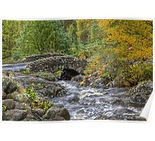 Ashness Bridge Poster