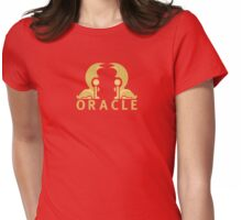 ORACLES - The Neverending Story Womens Fitted T-Shirt