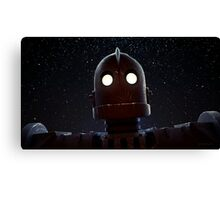 robot giant from space Canvas Print