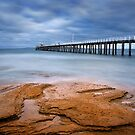 Lonsdale Pier - Point Lansdale by Hans Kawitzki