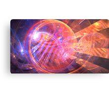 Mars Nebula Metal Print