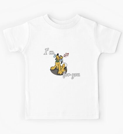 I'm Goofy For You (2) Kids Tee