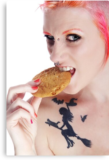 She Stole the Cookie from the Cookie Jar!!! by tidalcreations