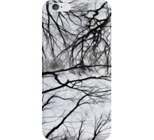 Trees #12a iPhone Case/Skin
