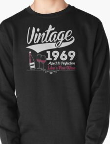 Vintage 1969 Aged To Perfection Like A Fine Wine T-Shirt