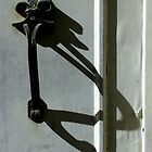 An Handle and its Shadow by Michele Filoscia