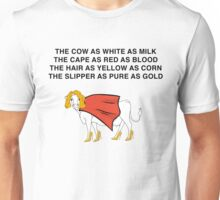 Into the Woods Milky White Unisex T-Shirt