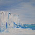 Glacial by Linda Ridpath