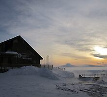 McMurdo Station Hut by cactus82