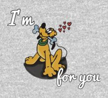 I'm Goofy For You One Piece - Long Sleeve