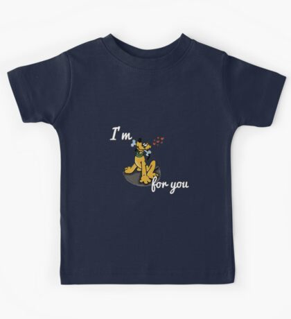 I'm Goofy For You Kids Tee