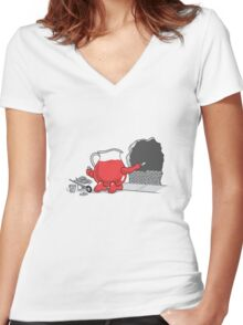 Kool Aid Women's Fitted V-Neck T-Shirt