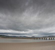 Arnside Viaduct by Bob Culshaw