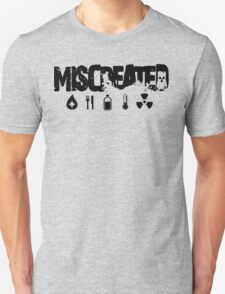 Miscreated Hoodie Black Text (Official) Unisex T-Shirt