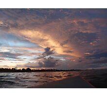 Morning Surf Bali Photographic Print