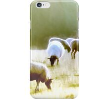 Grazing iPhone Case/Skin