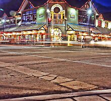 Wild Bill's Light Trails (HDR) by Ryan Davison Crisp