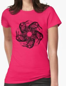 RAVENSHEAD Womens Fitted T-Shirt