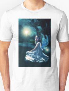 Fairy and Fireflies Unisex T-Shirt