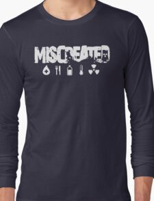 Miscreated Hoodie White Text (Official) Long Sleeve T-Shirt