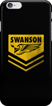 The Swanson Hardcore Outdoor Club by BasqueInk