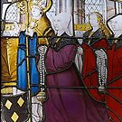 Stained Glass 2, Burrell Collection, Pollokshaws West, Scotland by MagsWilliamson