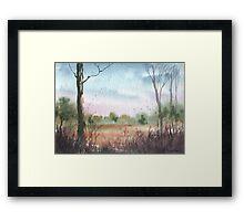 Rural Morning 5x7 Framed Print