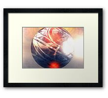 The Beyondness of Things Framed Print