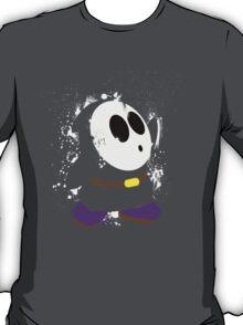 Splattery Shy Guy Style 3 T-Shirt