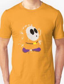Splattery Shy Guy Style 3 Unisex T-Shirt