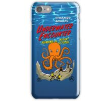 Strange Comics 1 iPhone Case/Skin