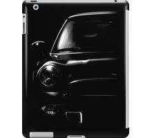 mini cooper, classic car, british car iPad Case/Skin