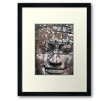 Smiles Of Cambodia Framed Print