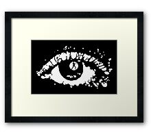 The Living Daylights Framed Print