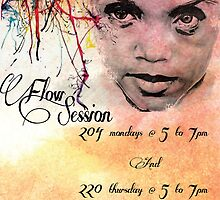Flow Session Flyer #2 by delonte089