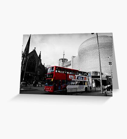 Birmingham Greeting Card
