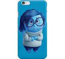 INSIDE OUT - SADNESS 01 iPhone Case/Skin