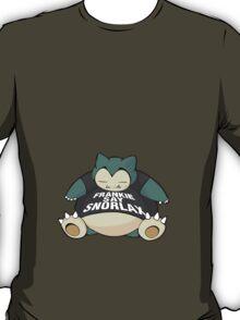 Frankie Say Snorlax T-Shirt
