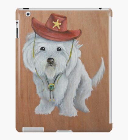 Sherriff Bagel iPad Case/Skin