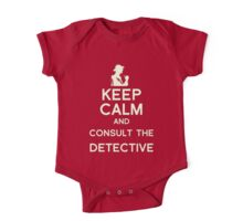 Consult the Detective One Piece - Short Sleeve