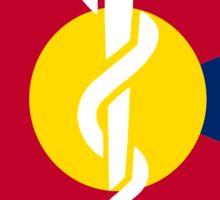 Colorado EMT Symbol  Sticker