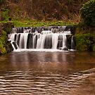 Roaches Waterfall by Elaine123