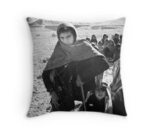 the importance of education Throw Pillow