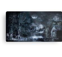 Magical Night Metal Print