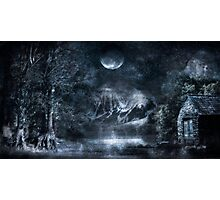 Magical Night Photographic Print