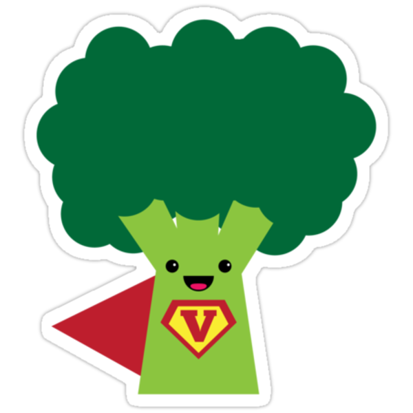 Super Broccoli by imaginarystory