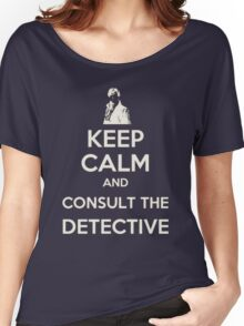 Consult the Cumberlock Women's Relaxed Fit T-Shirt
