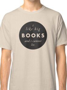 Big Books Love Classic T-Shirt
